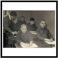 Урок русского языка, 30-е гг