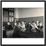 Урок биологии, 30-е гг