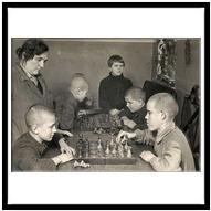Шахматный кружок, 30-е годы