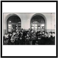 Духовой оркестр, 60-е гг