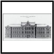 Здание Александро-Мариинского училища