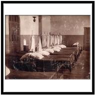 Спальня в Здание Александро-Мариинском училище